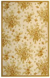 Safavieh Chelsea  HK250B Ivory and Gold