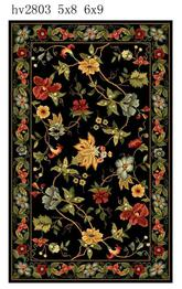 Floral Area Rugs Botanical Flower Rugs Free Shipping