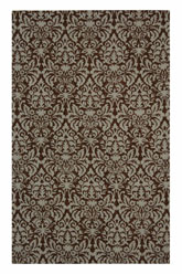 Safavieh Chelsea HK401B Brown and Beige