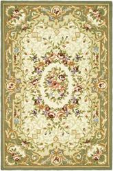 Safavieh Chelsea  HK75B Ivory and Sage