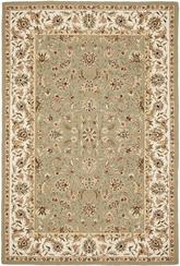 Safavieh Chelsea  HK78D Sage and Ivory
