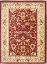 Safavieh Heirloom HLM1666-4011 Red and Creme