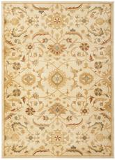 Safavieh Heirloom HLM1671-1120 Creme and Gold