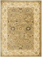 Safavieh Heirloom HLM1738-5211 Green and Creme