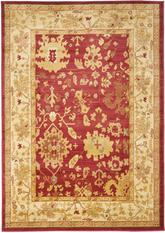 Safavieh Heirloom HLM1739-4011 Red and Creme