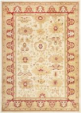 Safavieh Heirloom HLM1741-1140 Creme and Red