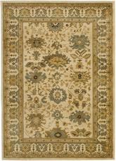 Safavieh Heirloom HLM1741-1165 Cream and Blue