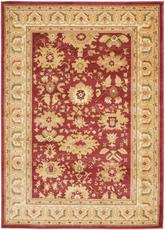 Safavieh Heirloom HLM1741-4011 Red and Creme