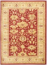 Safavieh Heirloom HLM1741-4020 Red and Gold