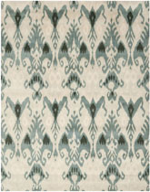 Safavieh Ikat IKT216B Beige and Slate