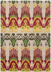Safavieh Ikat IKT464A Beige and Yellow