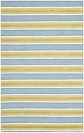 Safavieh Isaac Mizrahi IMR354C Yellow and Blue