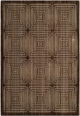 Safavieh Infinity INF569B Brown and Beige