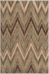 Safavieh Infinity INF588A Taupe and Beige