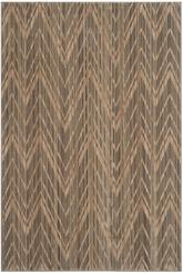 Safavieh Infinity INF588V Taupe and Beige
