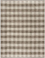 Safavieh Kilim KLM351A Light Grey and Brown