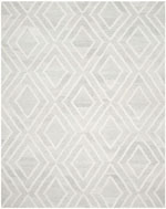 Safavieh Kilim KLM516D Silver and Ivory