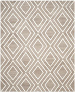Safavieh Kilim KLM516E Grey and Ivory