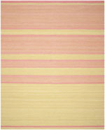 Safavieh Kilim KLM952E Lime and Pink