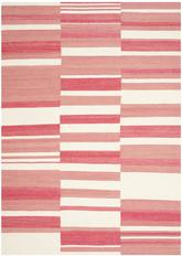 Safavieh Kilim KLM953C Pink and Ivory