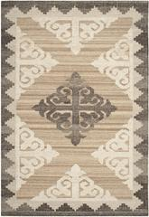 Safavieh Kenya KNY312A Brown and Charcoal