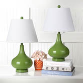 AMY GOURD TABLE LAMP