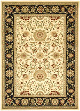 Safavieh Lyndhurst LNH212B Ivory and Black