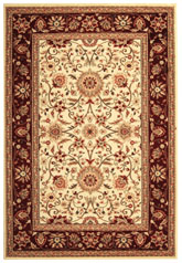 Safavieh Lyndhurst LNH212K Ivory and Red
