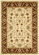 Safavieh Lyndhurst LNH215A Ivory and Red