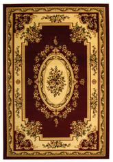 Safavieh Lyndhurst LNH218D Red and Ivory