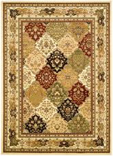 Safavieh Lyndhurst LNH221A Multi and Ivory