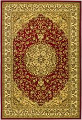 Safavieh Lyndhurst LNH222B Red and Ivory
