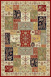 Safavieh Lyndhurst LNH318A Multi and Ivory