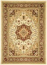 Safavieh Lyndhurst LNH330A Ivory and Red
