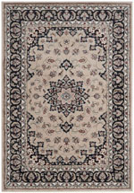 Safavieh Lyndhurst LNH336K Cream and Anthracite