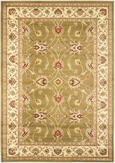 Safavieh Lyndhurst LNH553-5212 Green and Ivory