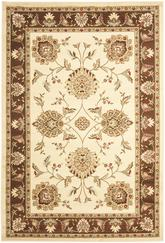 Safavieh Lyndhurst LNH555-1225 Ivory and Brown