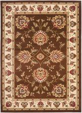 Safavieh Lyndhurst LNH555-2512 Brown and Ivory