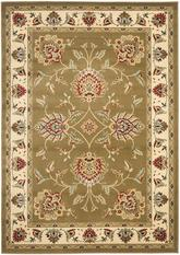 Safavieh Lyndhurst LNH555-5212 Green and Ivory