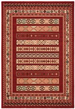 Safavieh Mahal MAH636Q Red and Creme