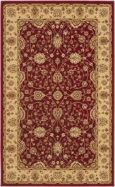 Safavieh Majesty MAJ4782-4015 Red and Camel