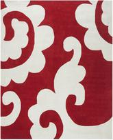 Safavieh Modern Art MDA633A Red and Ivory