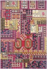Safavieh Monaco MNC212D Pink and Multi