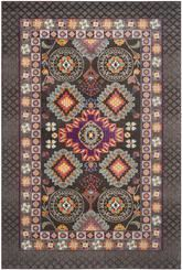 Safavieh Monaco MNC240B Brown and Multi
