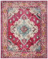 Safavieh Monaco MNC243D Pink and Multi
