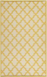 Safavieh Martha Stewart MSR2552A Vermont Ivory and Gold