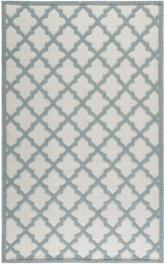 Safavieh Martha Stewart MSR2552B Vermont Ivory and Light Blue