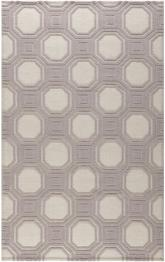 Safavieh Martha Stewart MSR2554A Vermont Ivory and Purple