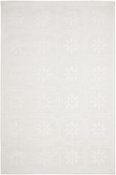 Safavieh Martha Stewart MSR5751A Daisy Square Gls Of Milk Wht