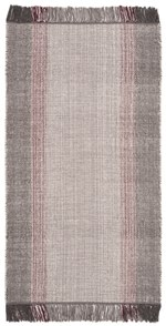 Safavieh Montauk MTK301S Wine and Grey
